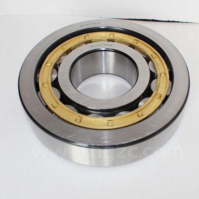 SINGLE ROW N208-E-M1-C3 CYLINDRICAL ROLLER BEARING WITH BRASS CAGE